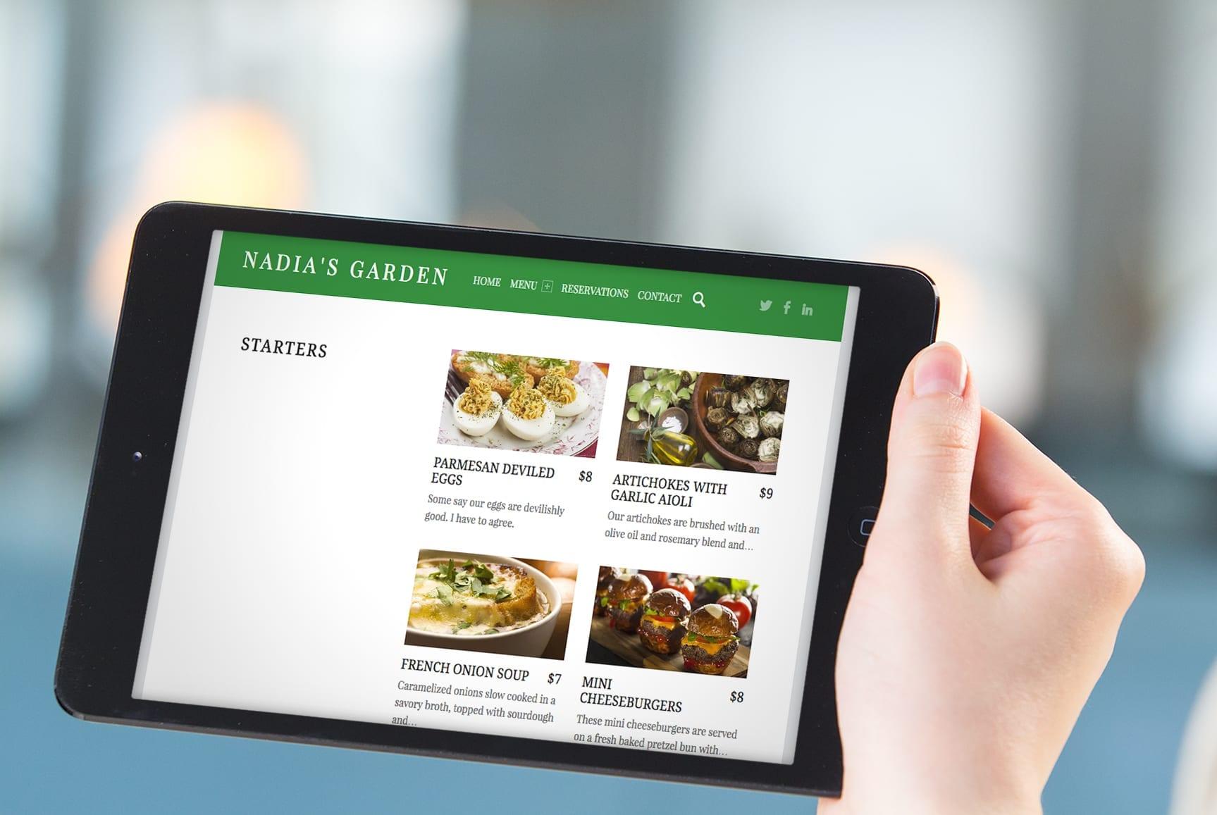 tablet-nadia-garden